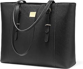 LOVEVOOK Bolsos Mujer Laptop Bag Large Women Tote Bag Gym bag Travel Shoulder bag Large Office Handbags Briefcase Fit 15.6...