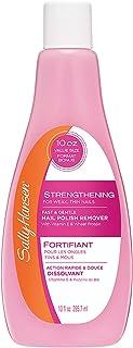 Sally Hansen Nail Polish Remover, Strengthening, Fast & Gentle 10 fl oz - 295.7 ml