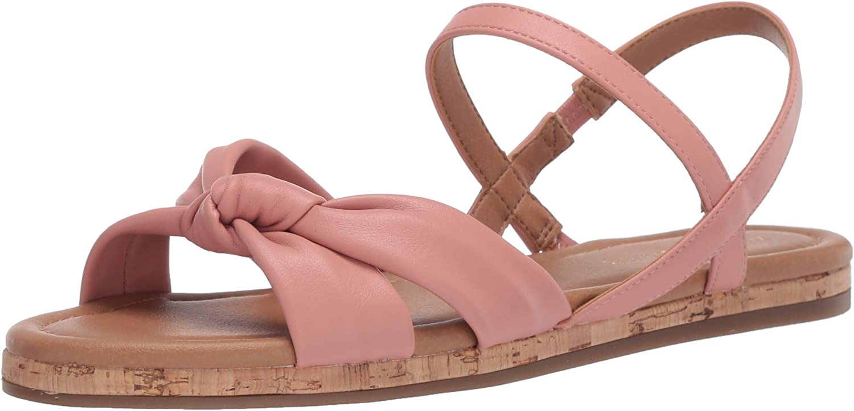 Aerosoles Women's Flat, Strappy, Sandal