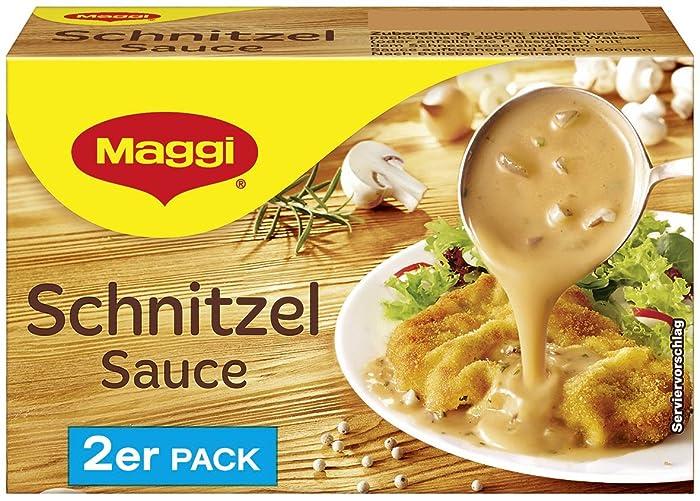 Top 10 German Food Maggie