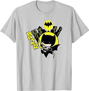 DC Comics Chibi Batman Swinging T-Shirt