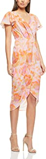 Cooper St Women's Peony Short Sleeve Drape Dress