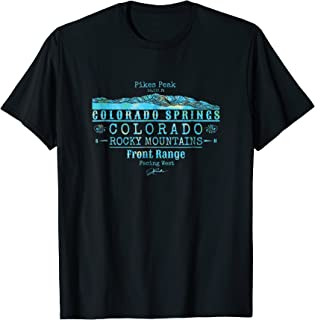 pikes peak shirt