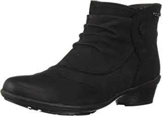 ROCKPORT Raven Waterproof Button Boot womens Ankle Boot