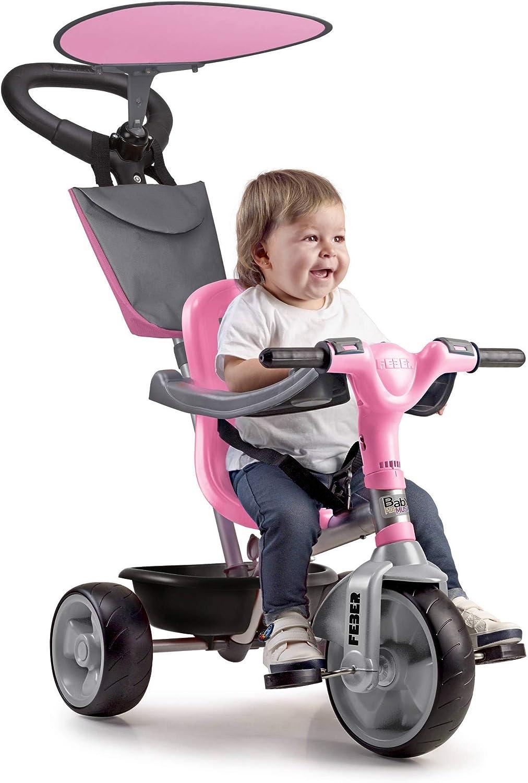 mejor calidad mejor precio FEBER 800012132 Baby Plus Music  - - - Triciclo  para Niños y niñas de 9 meses a 3 años  compras online de deportes