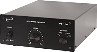 Dynavox VT 100 Vollverstärker schwarz