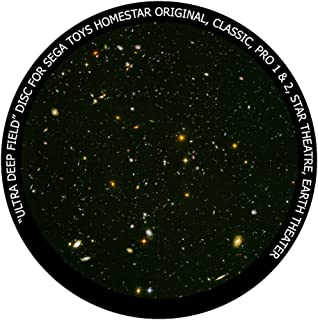 Ultra deep Field disc for Segatoys Homestar Pro 2, Classic, Original, Earth Theater Home Planetarium
