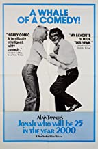 Jonah Who Will Be 25 in the Year 2000 1976 U.S. One Sheet Poster