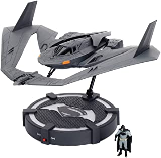 Jada JADAJA98325 Bvs: Dawn of Justice Batwing 1:32 Vehicle with Figure 98325, Black
