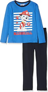 Paw Patrol Pyjama Enfants Garçons Filles Rose Bleu Rouge Pyjama Âge 2-8 Ans