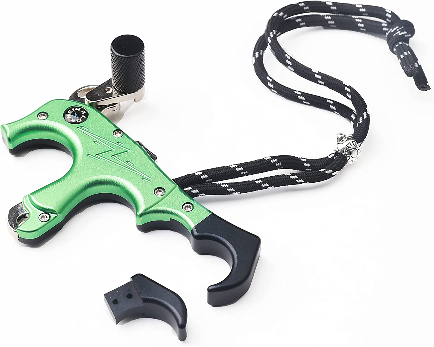 Bow Release Aids 3 or 4 Automatic famous New popularity Adjustable Grip Archer Fingers