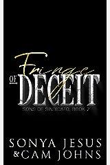Fringe of Deceit: Interracial Dark Mafia Romance (Sons of Sindicato Book 2) Kindle Edition
