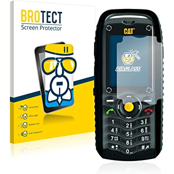 BROTECT Protector Pantalla Cristal Compatible con Caterpillar Cat ...