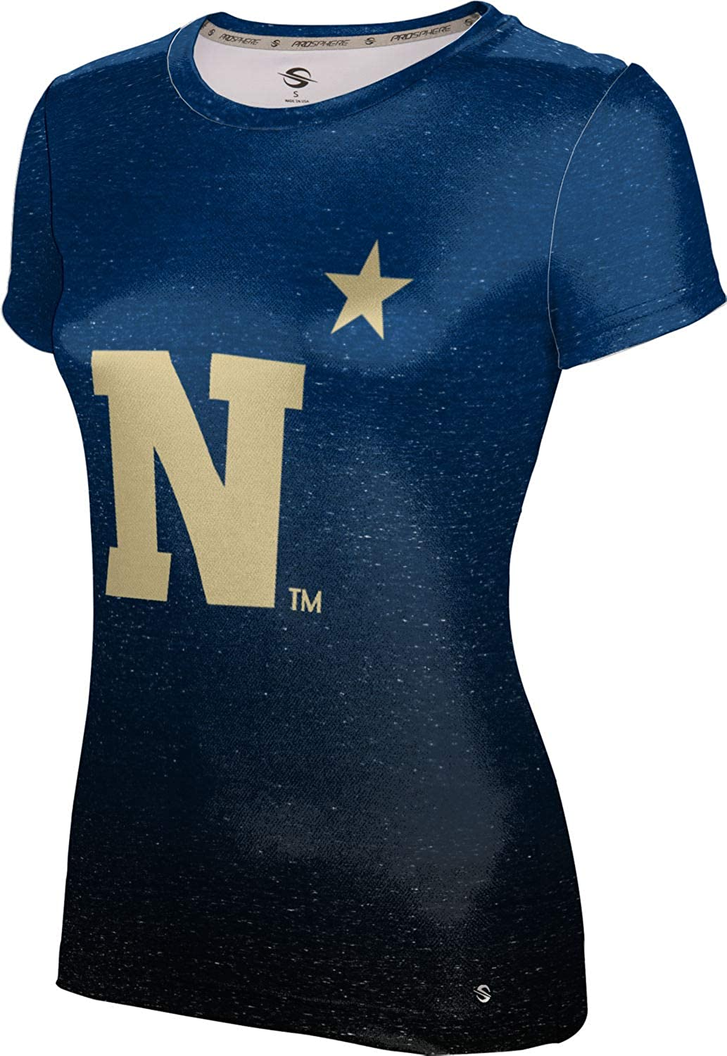 United States Naval Academy University Girls' Performance T-Shirt (Ombre)