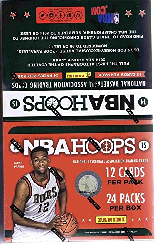 2014-15 NBA Panini Hoops [Import allehommed]