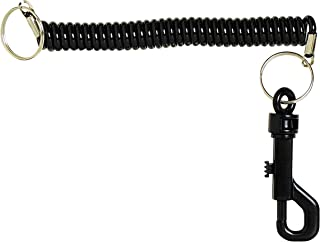 Rexel Id Spiral Cord with Key Ring Heavy Duty