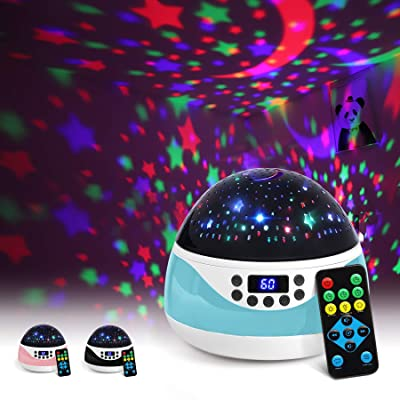 AnanBros Kids Night Light with Remote and Timer...