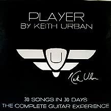 keith urban on guitar