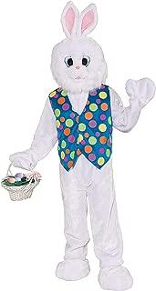 Forum Deluxe Plush Funny Bunny Mascot Costume