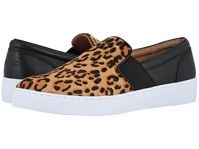 VIONIC  Demetra Leopard (Tan) Womens Shoes