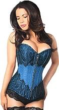 Daisy corsets Women's Top Drawer Brocade Steel Boned Corset