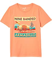 Leroy Armadillo Tee (Toddler/Little Kids/Big Kids)
