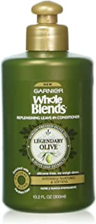 Garnier Hair Care Whole Blends Replenishing Leave-in Conditioner, 10.2 Flu