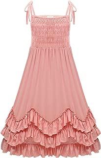 Best girls pink maxi dress Reviews