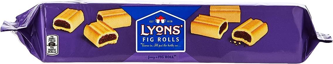 Lyons Fig Rolls 200 g, 0.2 kg