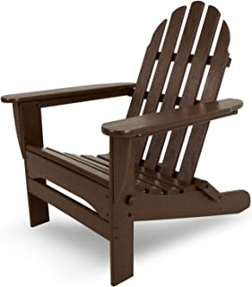 POLYWOOD AD5030MA Classic Folding Adirondack Chair, 35.00