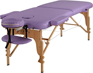 SierraComfort Relief Portable Massage Table