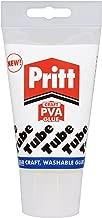 Pritt PVA Craft Glue Tube - 135 ml, Translucent