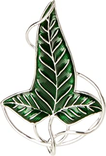 Noble Collection Lord of the Rings:Lórien Leaf brooch