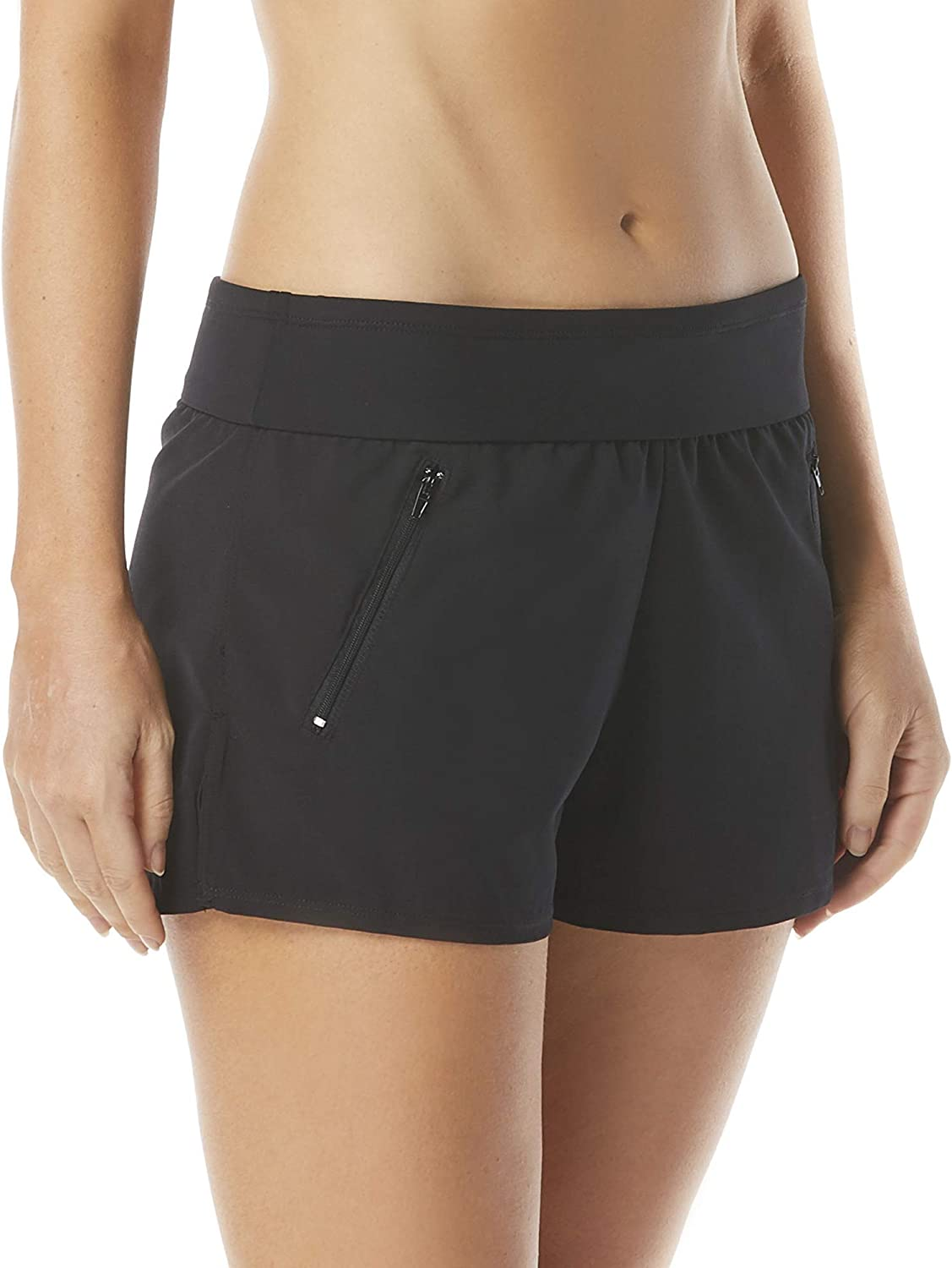Stretch Woven High quality Beach Shorts — Drying New products world's highest quality popular Quick Swim Athletic Bottoms