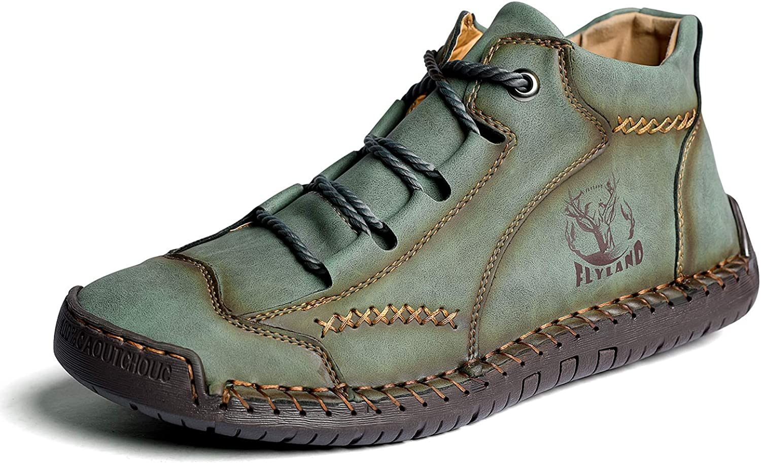 FLYLAND Max 88% OFFicial site OFF mens Boots Chukka