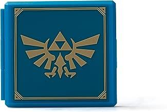 PowerA Premium Game Card Case - Zelda Hylian Crest - Nintendo Switch