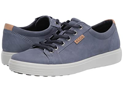 ECCO Soft 7 Sneaker (Ombre/Powder) Men