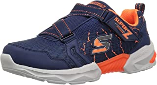 Skechers Kids' Techtronix- Direct Current Sneaker,