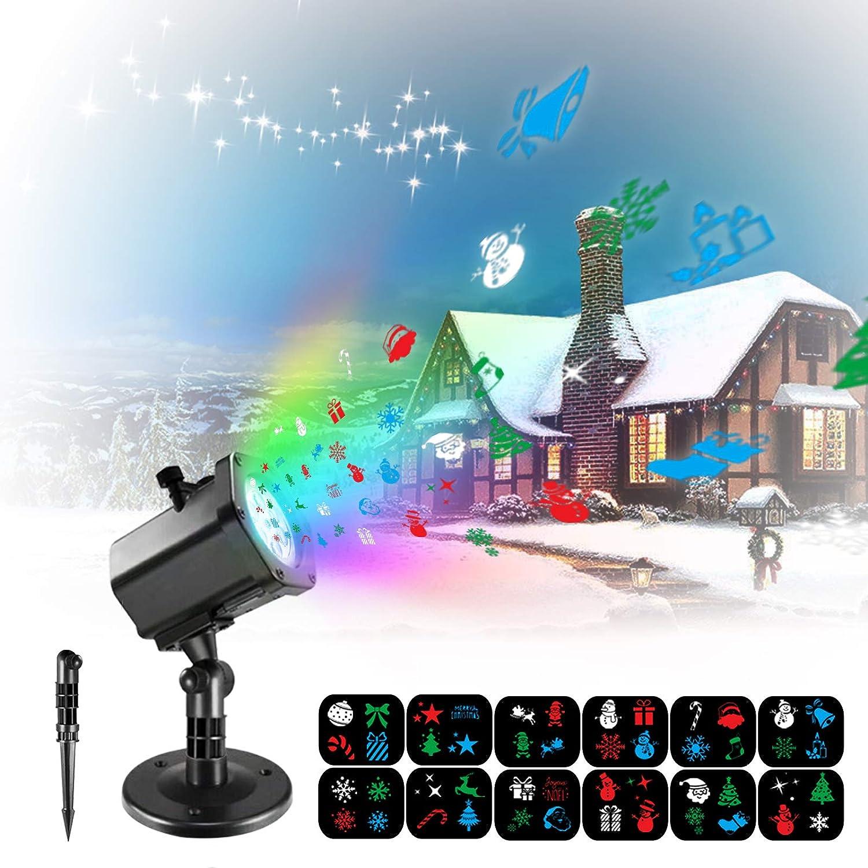 Samuyang Christmas Laser Dedication Projector Outdoor-Waterproof Sno Lights Be super welcome