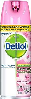 رذاذ مطهر مقاوم للبكتيريا برائحة الياسمين من ديتول - 450 مل