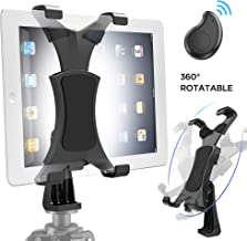 Yoassi Tripod Mount for iPad with Remote,Upgraded Universal Heavy Duty 360°Rotatable..