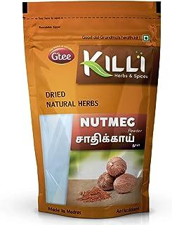 KILLI Nutmeg | Jathikai | Jaiphal | Jathikka | Jajikaya Powder, 100g