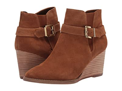 Blondo Natalia Waterproof (Camel Suede) Women