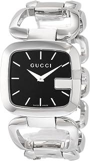Gucci - YA125407 - Reloj de Pulsera Mujer, Acero Inoxidable