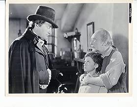 MOVIE PHOTO: Son of Fury: The Story of Benjamin Blake-Sanders-McDowall-8x10-B&W-Still