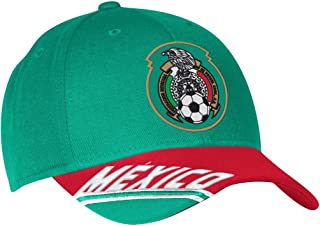 ac241cf1085 adidas Mexico Soccer 2014 FIFA World Cup Underline Script Adjustable Hat Cap