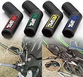 Motorcycle 1PC Shifter Shoe Protector Gas Rubber Shift Lever Gear Cover Motorbike Parts Universal Lever Protection Moto Ac...
