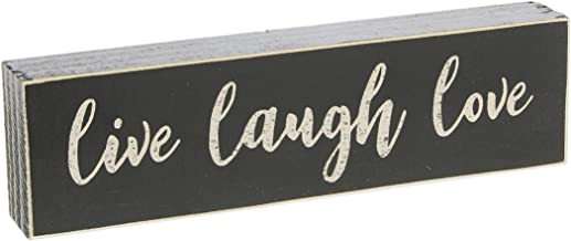Amazon Com Live Laugh Love Sign