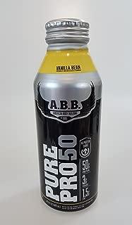 A.B.B Pure Pro 50 Post Workout Hi Protien Shake (Vanilla Bean)