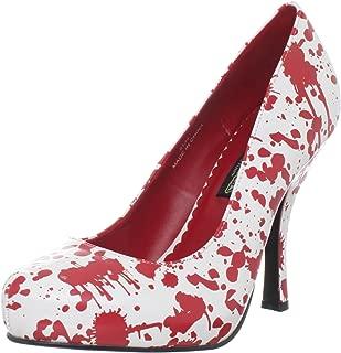 bloody heels